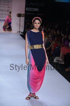Pallavi Jaipur at Lakmé Fashion Week Summer Resort 2013  (83)