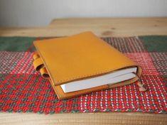 ほぼ日手帳カバー(brown)