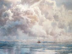 """Под сиянием и тенью грозовых облаков"" | ""Under the shine and shadow of the storm clouds"""