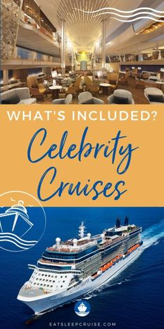 We detail what is included in a Celebrity cruise to show you why a cruise with this brand is a great option for your travel dollars. Cruise Checklist, Cruise Tips, Cruise Excursions, Cruise Destinations, Best Cruise, Cruise Vacation, Cruise Ship Reviews, Cruise Pictures, Msc Cruises
