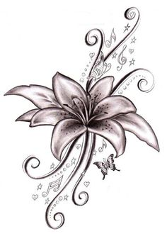I think this would be a beautiful Tattoo...