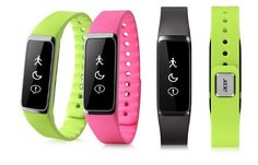 Acer Liquid Leap+ Fitness Tracker arrives in the US
