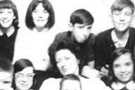 Dan Kelley family as a teen ager middle top Maureen,Kathy, Danny, mickey,connie,MOM ,BONNIE and jimbo