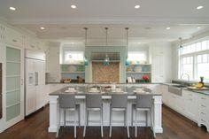 Light & Airy Kitchen.