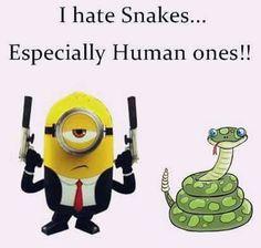 Human Snake
