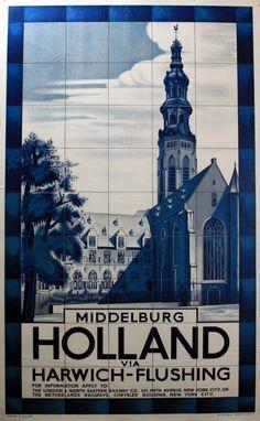 ♥ - Middelburg Holland