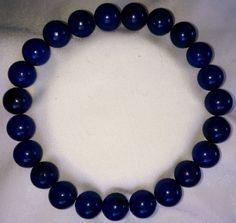 Heilstein Perlen Armband