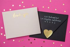 Amanda and Tim's wedding invitation suite | 100 Layer Cake | photo by Edyta Szyszlo
