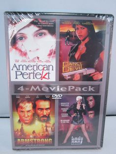 American Perfekt/ Dance With the Devil/ Armstrong/ Body Count (DVD) Free ship