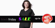 Our Black Friday deals are here. www.scrubrunway.com #scrubs #nurse #BlackFriday