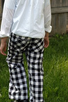 Madras Plaid Pants Indian Madras Pants Waist 33 Orbachs India ...