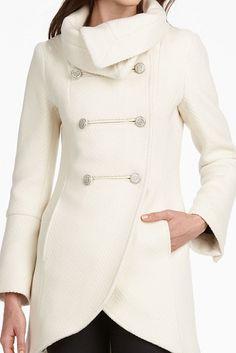 Uniqlo Wool Blended Short Duffle Coat $100 | My Winter 2012 ...