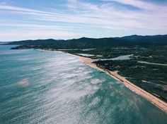 Frejus-Plage by helicopter.