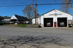 Eastford Independent Fire Company #1 of Eastford, CT.  Station 71.  Photo Source: Eastford Independent Fire Company #1 Facebook Page.