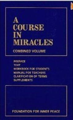 A Course in Miracles Ihmeiden Oppikurssi, myös ACIM tai Kurssi, on yhdysvaltalaisen Helen Schucmanin William Thetfordin avustuksella kirjoittama itseopiskelumenetelmän kuvaileva kirja,
