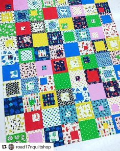Loving this Tango quilt by roadnquiltshop