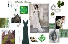 """A Celtic Wedding"" by celticwitch1981 on Polyvore"
