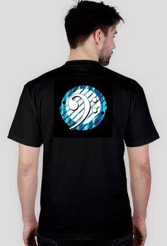 Klucz basowy B4 T-shirt