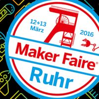 Dont Miss Maker Faire Ruhr This Weekend In Dortmund Germany