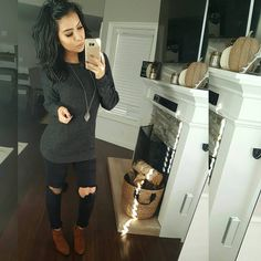 """5,017 Likes, 44 Comments - Monica Gabriela (@itsmsmonica) on Instagram: """"#outfitinspiration  Extensions @bellamihair code monica 20"""" bambina set Bodysuit & jeans…"""""""