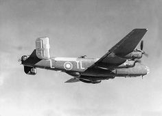 Handley Page Halifax, a Pathfinder Force B.II Srs IA from No 35 Sqn at RAF Graveley in summer 1943