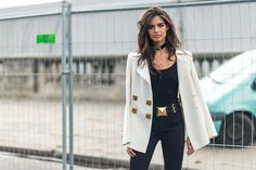 Jennifer Mazur Celebrity Stylist and Image Consultant - STREET STYLE