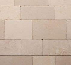 Natural French Limestone Flooring - NO GROUT-