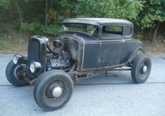 1930 Ford Model A 5 Window Coupe Maintenance/restoration of old/vintage vehicles: the material for new cogs/casters/gears/pads could be cast polyamide which I (Cast polyamide) can produce. My contact: tatjana.alic@windowslive.com