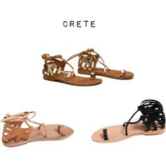 """Crete"" by the-meraki-company on Polyvore"