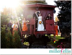 Belcroft Estates Wedding Portraits