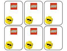 Lego Badges
