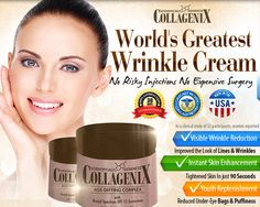 One way to fight against the signs of aging. #skincare   #antiaging   #wrinkle   #collagenixAgeDefyingComplex