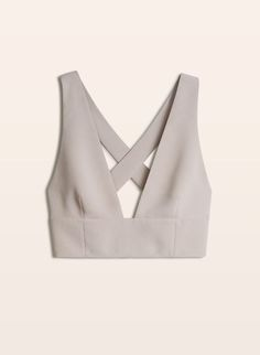 Wilfred Gerland Top - It took me a second to realize this isn't a bra but instead the classiest crop top on earth