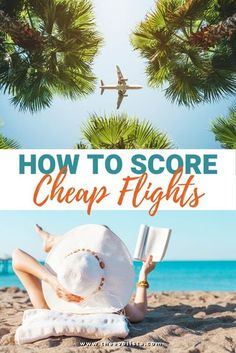 Step by step instructions to get cheap flights. Everything you need to know to get the best flight deals. Never pay too much for travel again. How to find cheap flights | Cheap Flights to Europe | Last Minute Flight deals | Cheap flight hacks #cheapflights #airfarehacks #traveltips