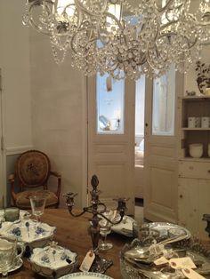 Inside the NY STORE Rachel Ashwell Shabby Chic Couture Store (62 Grand Street NY, NY)