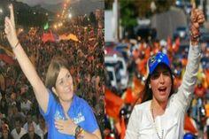 El Sur Informa: Candidatas opositoras ganan dos alcaldías en Venez...