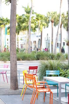 [ CITY CONDITION LECTURE ] Lincoln Road Mall in Miami FL, is definitely one of the most successful pedestrian streets in the US, once a busy road in the popular south beach area, is now a closed off plaza like avenue lines with theaters, restaurants, and high end stores, being from Miami, this was definitely one of my favorite spots in the city