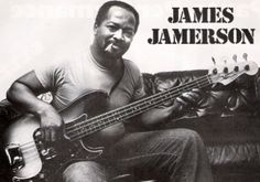 Funky - the bass line that drove most of the Motown hits. An amazing bass player.