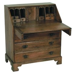 I would love a piece like this. Oak Furniture - Oak Bedroom Furniture - Oak Table - Oak Bed - Reproduction Furniture