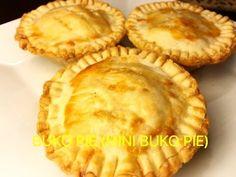 How to Make Mini Buko Pie (Coconut Pie)