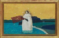 有元 利夫 追 憶 1976年 Richard Iii, Deep Water, Banana Split, Shape And Form, Japan Art, Japanese Artists, Lost & Found, Figurative Art, Beast