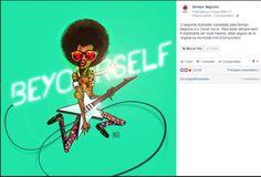 """Artista convida pessoas a """"serem elas mesmas"""" por meio da campanha Você Sempre Bem daSOMPO SEGUROS"""