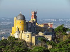 Magical Pena Palace   Day Trip from Lisbon - Sintra, Portugal