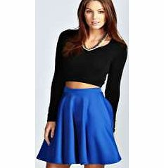 boohoo Jess Skater Skirt - cobalt azz42915 Make sure you invest in a variety of day skirts for those warmer days. To channel the trends for SS13, choose tie dye prints and floral designs, which look effortlessly feminine in maxi styles. Basic  http://www.comparestoreprices.co.uk/skirts/boohoo-jess-skater-skirt--cobalt-azz42915.asp