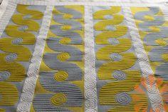 Piece N Quilt: Custom Machine Quilting a Modern Quilt - by Natalia Bonner