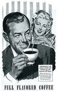 """""""Malted Coffee"""" Recipe from 1956"""