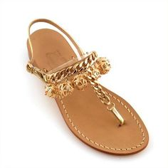 Canfora Bell sandals-♥♥♥  Must get some on my next trip to Capri!!