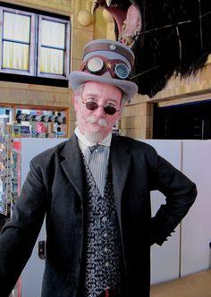 steampunk gentleman art - Google Search