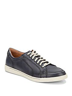 Cole Haan - Quincy Leather Sneakers