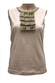 Tina Tees from TAN by Tiffany Amber. Made from stretch viscose jersey
